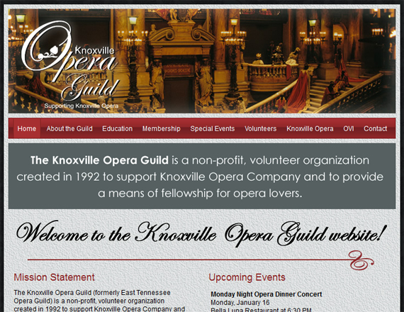 Knoxville Opera Guild